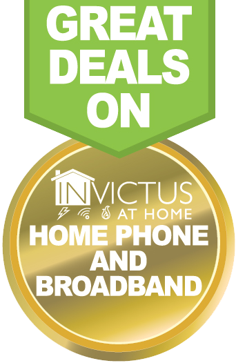 Invictus Home Phone and broadband